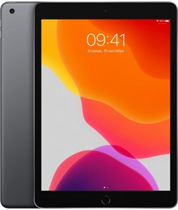Apple iPad 10.2 (2019) Wi-Fi + Cellular - фото 10933