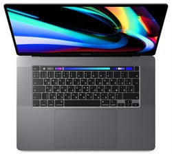 "Apple MacBook Pro 16"" 2.6GHz/512Gb/32Gb (2019) Z0XZ001FF - фото 12059"