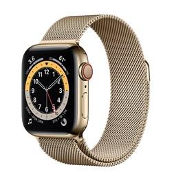 Apple Watch Series 6 GPS Stainless Steel Case - фото 12309