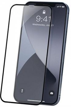 Защитное стекло iPhone 12 mini 9D - фото 12837