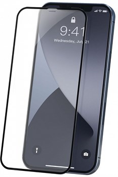 Защитное стекло iPhone 12 Pro 9D - фото 12839