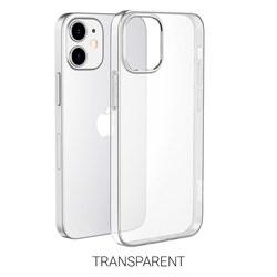 Чехол силиконовый Hoco для iPhone 12 mini - фото 12856