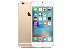 Apple iPhone 6S 16Gb Gold A1688 - фото 5459