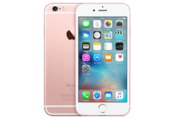 Apple iPhone 6S 64Gb Rose Gold A1688 - фото 5545