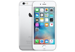 Apple iPhone 6S 128Gb Silver A1688 - фото 5559