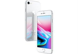 Apple iPhone 8 256Gb Silver - фото 6117