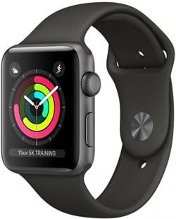 Apple Watch Series 3 42mm GPS Grey - фото 6214
