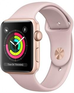 Apple Watch Series 3  42mm GPS Pink  - фото 6226