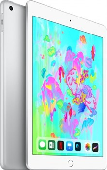 Apple iPad (2018) 128Gb Wi-Fi - фото 7576