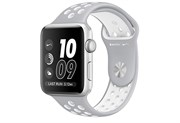 Apple Watch Nike Series 2 42мм Flat Silver