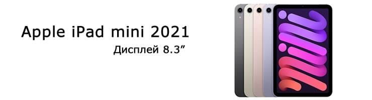 iPad mini 6 2021