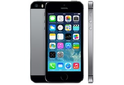 Apple iPhone 5S 16Gb Space Grey - фото 5333