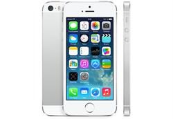 Apple iPhone 5S 16Gb Silver - фото 5334
