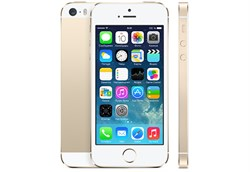 Apple iPhone 5S 16Gb Gold - фото 5335