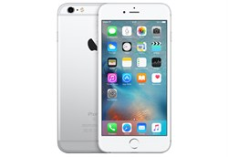 Apple iPhone 6S Plus 16 Gb Silver - фото 5492