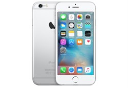 Apple iPhone 6S 32Gb Silver A1688 - фото 6019