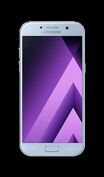 Samsung Galaxy A3 (2017) 16Gb Blue - фото 6089