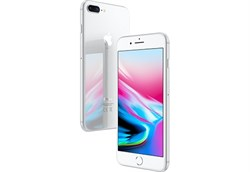 Apple iPhone 8 Plus 256Gb Silver - фото 6131