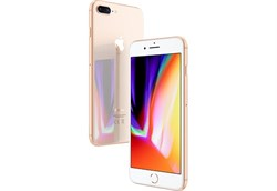 Apple iPhone 8 Plus 256Gb Gold - фото 6133