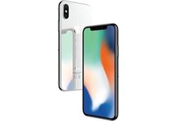 Apple iPhone X 256Gb Silver - фото 6143