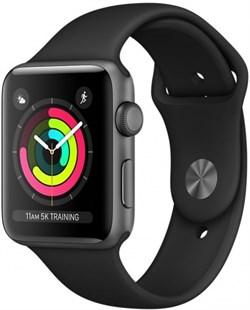 Apple Watch Series 3  42mm GPS Black - фото 6208