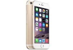Apple iPhone 6 32Gb Gold - фото 6241