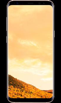 Samsung Galaxy S8 64Gb Жёлтый топаз - фото 7119