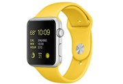 Apple Watch Sport 42 мм Silver Yellow