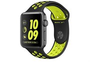 Apple Watch Nike Series 2 42мм Black Volt