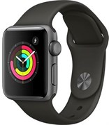 Apple Watch Series 3  38mm GPS Grey