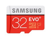 Карта памяти Samsung Micro SD EVO PLUS (MB-MC-DA) 32Gb\64Gb\128Gb\256Gb